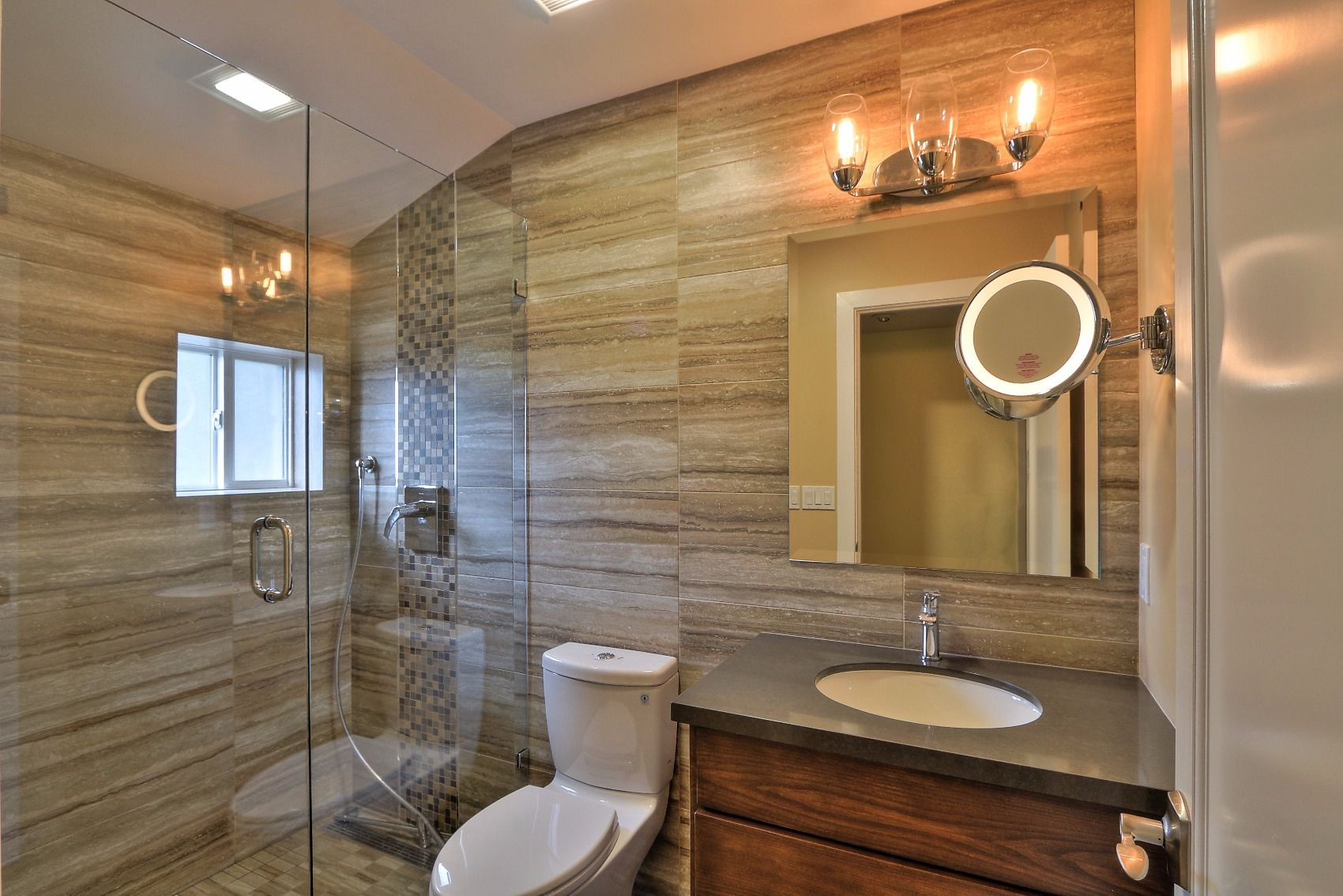 Acton Construction Hall Bathroom Remodel In San Jose, CA