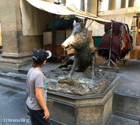 7 cosas que hacer en #Florencia con niños #viajarenfamilia #viajarconniños #CrisnasaBlog