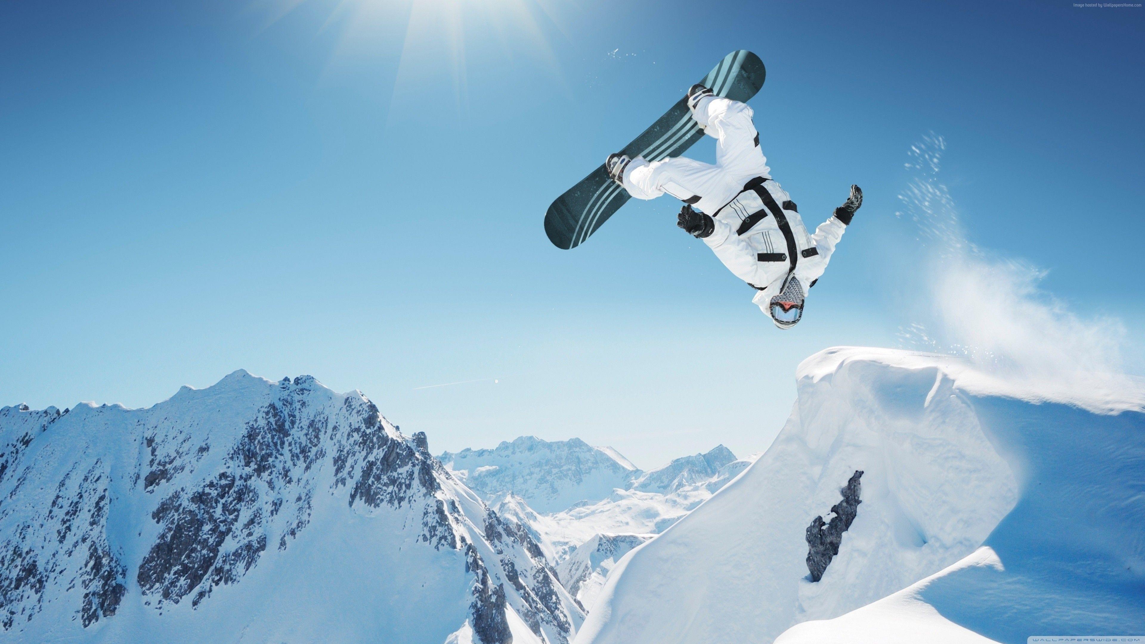 Wallpaper Extreme Snowboarding Winter Jump Snow Sport Https Www Pxwall Com Wallpaper Extreme Snowboarding Wi Snowboard Snowboarding Sports Wallpapers