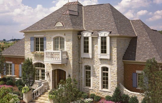 Certainteed Independence Shingles  Color Driftwood Certainteed