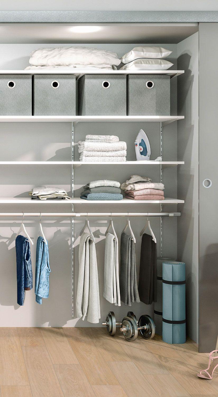 Begehbarer kleiderschrank kosteng nstig gel st mit regalsystem begehbarer kleiderschrank in - Regalsystem begehbarer kleiderschrank ...