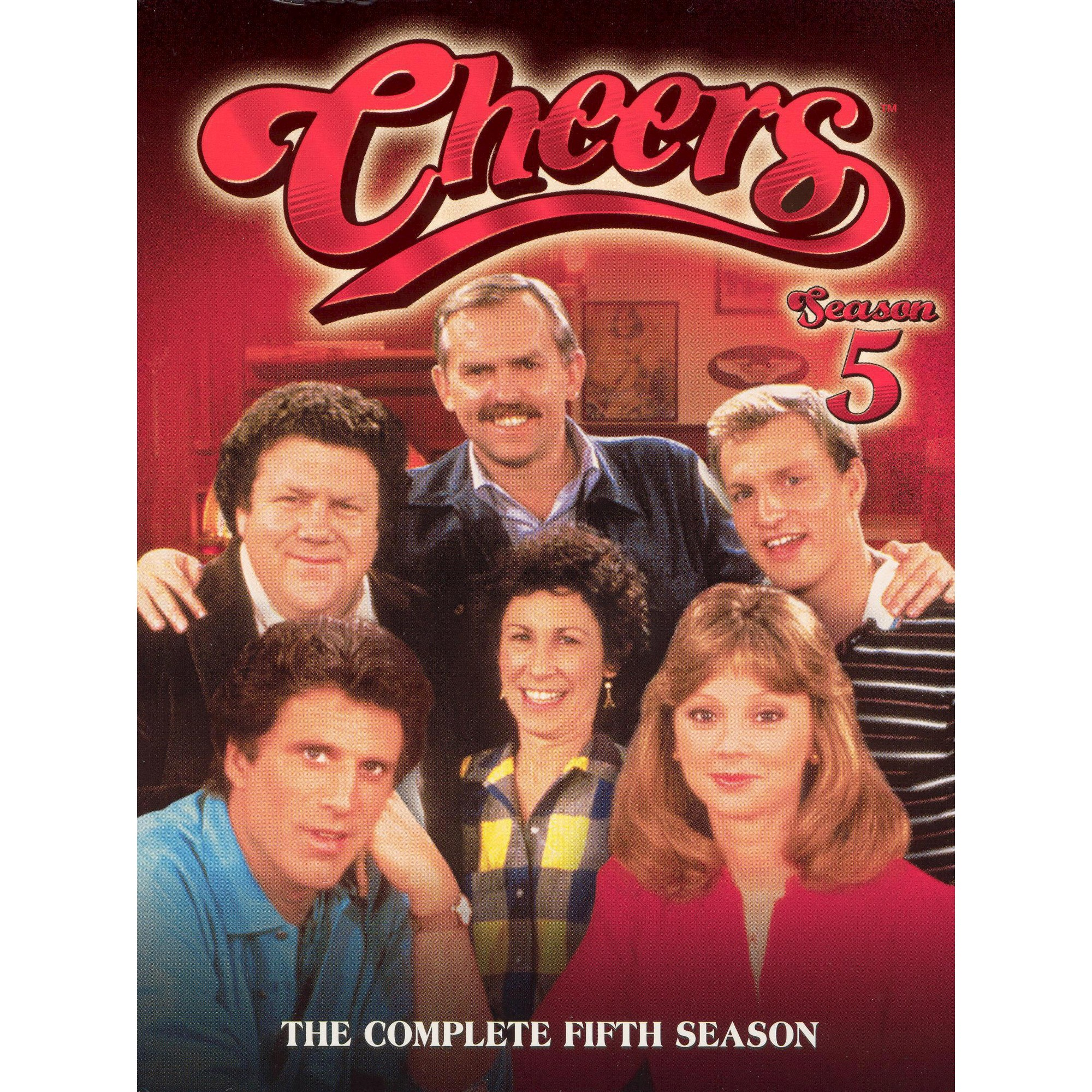 Cheers The Complete Fifth Season (DVD) Cheers tv show