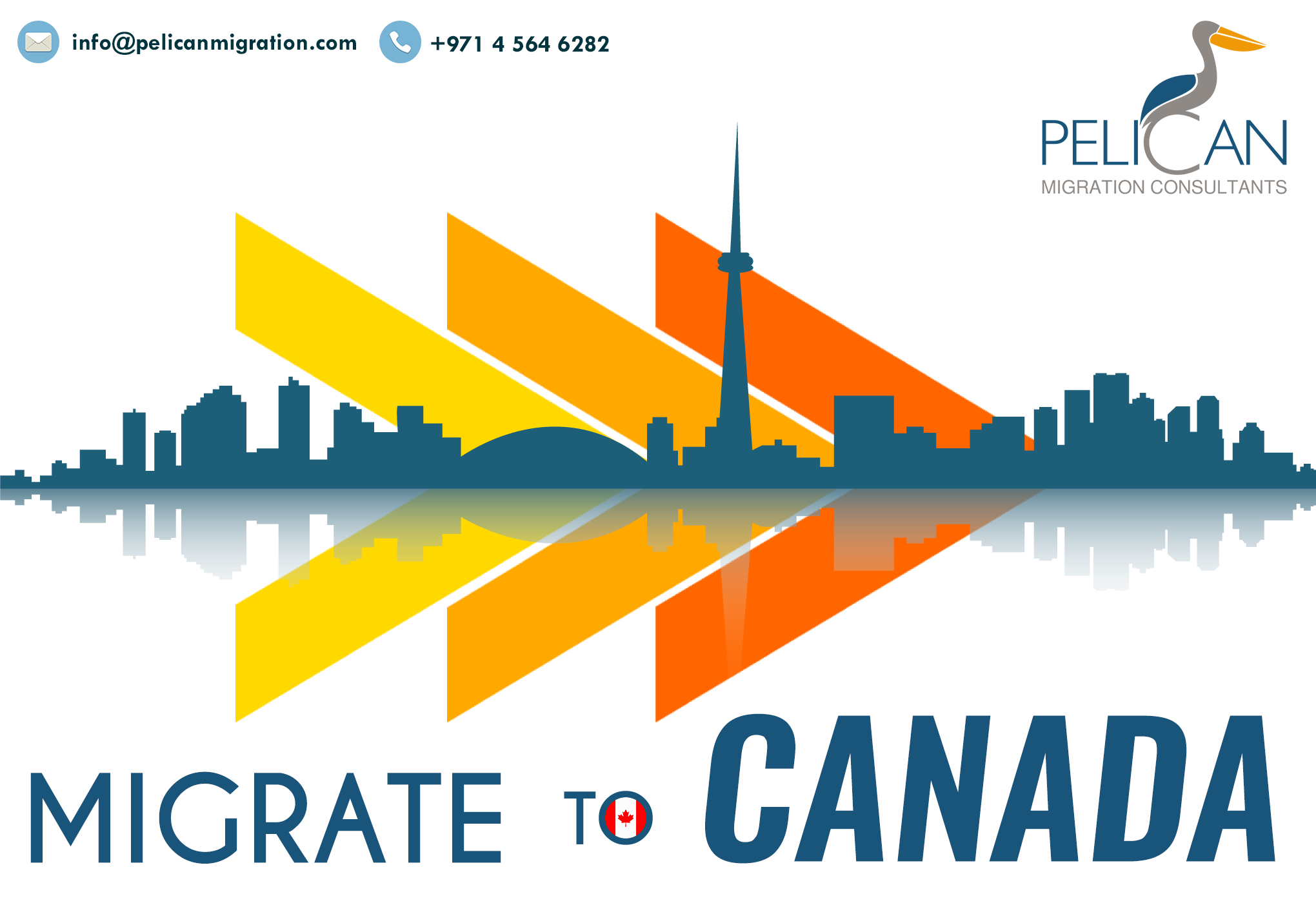 Migrate To Canada With Your Family By 2019 Migrate To Canada Immigration Canada