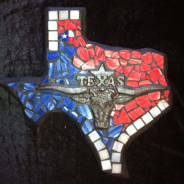 Mosaic Texas!