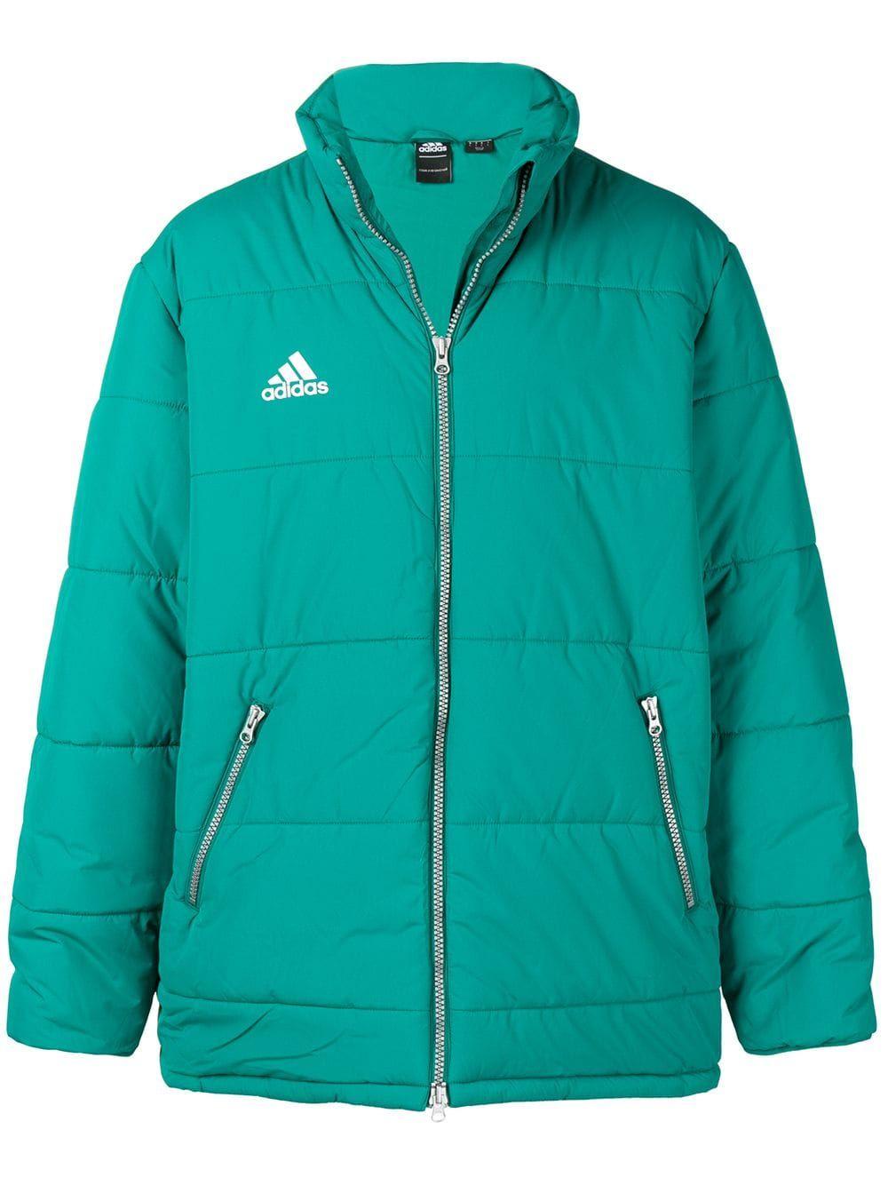 Gosha Rubchinskiy Gosha Rubchinskiy X Adidas Padded Jacket Jackets Padded Jacket Green Jacket