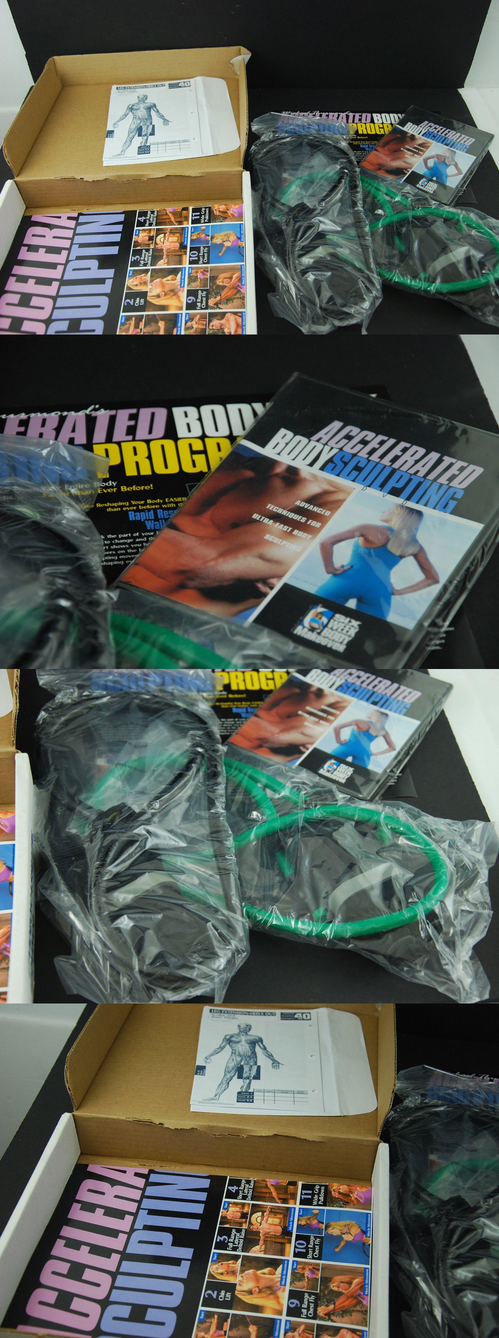 Fitness DVDs 109130 Michael Thurmond S Six 6 Week Body Makeover Weight Loss Dvd Program Provida Set...