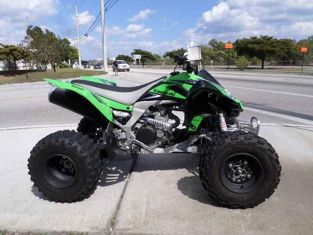 Used 2014 Kawasaki Kfxa 450r Atvs For Sale In Florida Atv Kawasaki Sport Atv