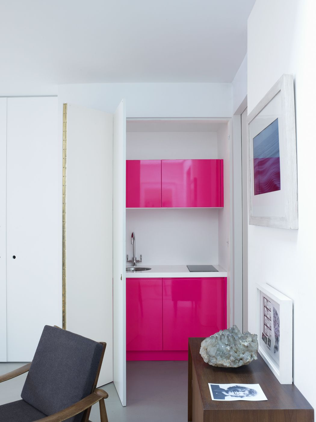 Harriet Anstruther\'s bright and modern 1840s London town house ...