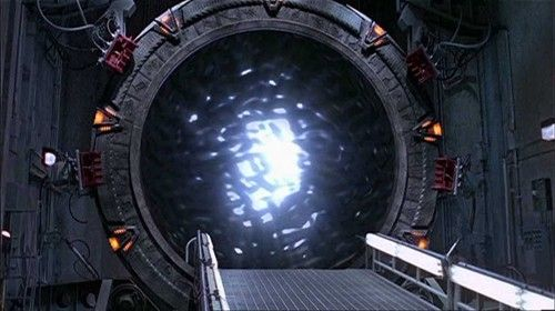 Stargate SG-1........The gateway to other worlds.