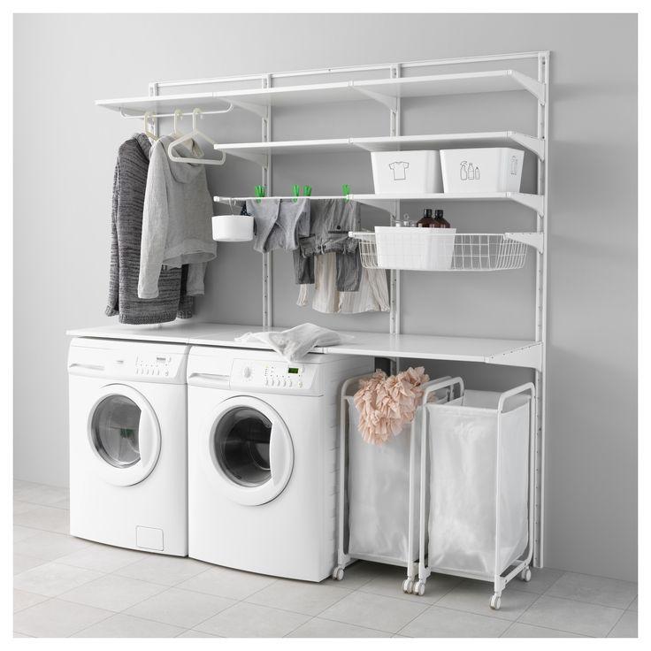 Algot Wash Google Zoeken Ikea Laundry Room Laundry Room Storage Ikea Laundry