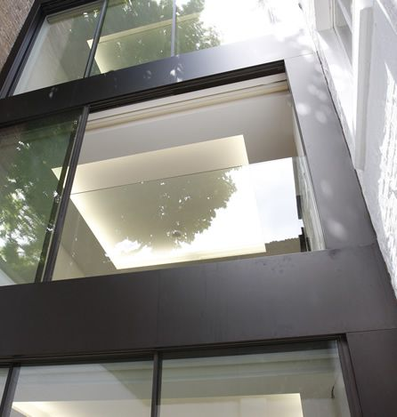 Slim Minimal Framed Sliding Glass Doors Adaptions Opening