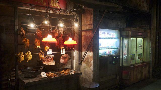 Hong Kong Backstreet Reconstruction by randomwire, via Flickr