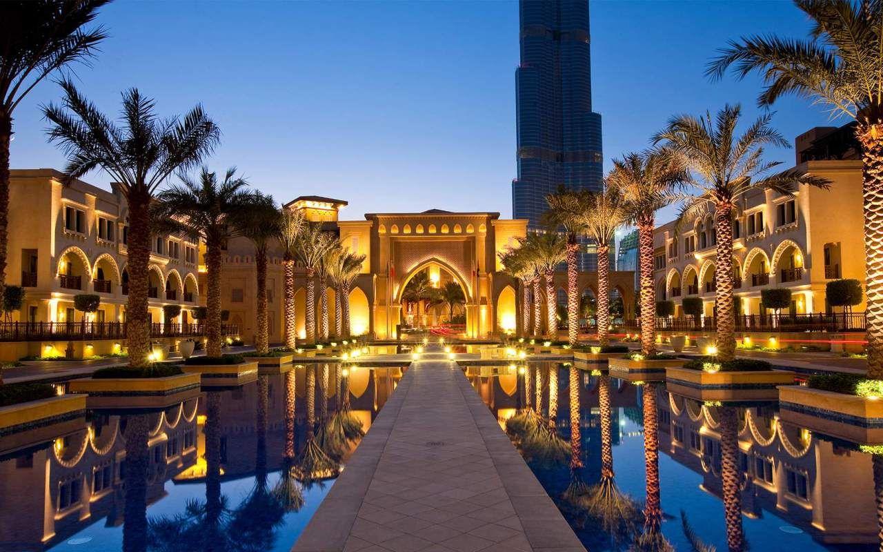 The Palace Downtown Dubai 1280x800 Dubai Hotel Hoteis De Luxo Mansoes De Luxo