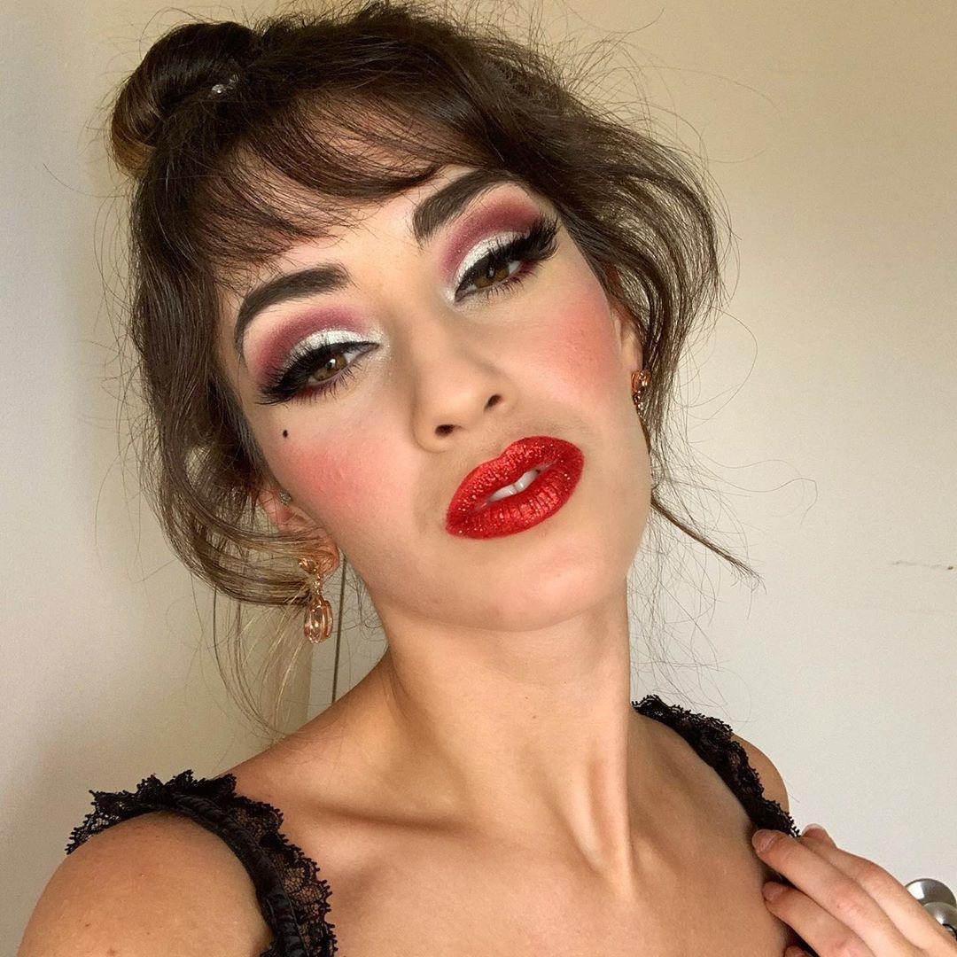 Dita Von Teese inspired makeup in 2020 Makeup