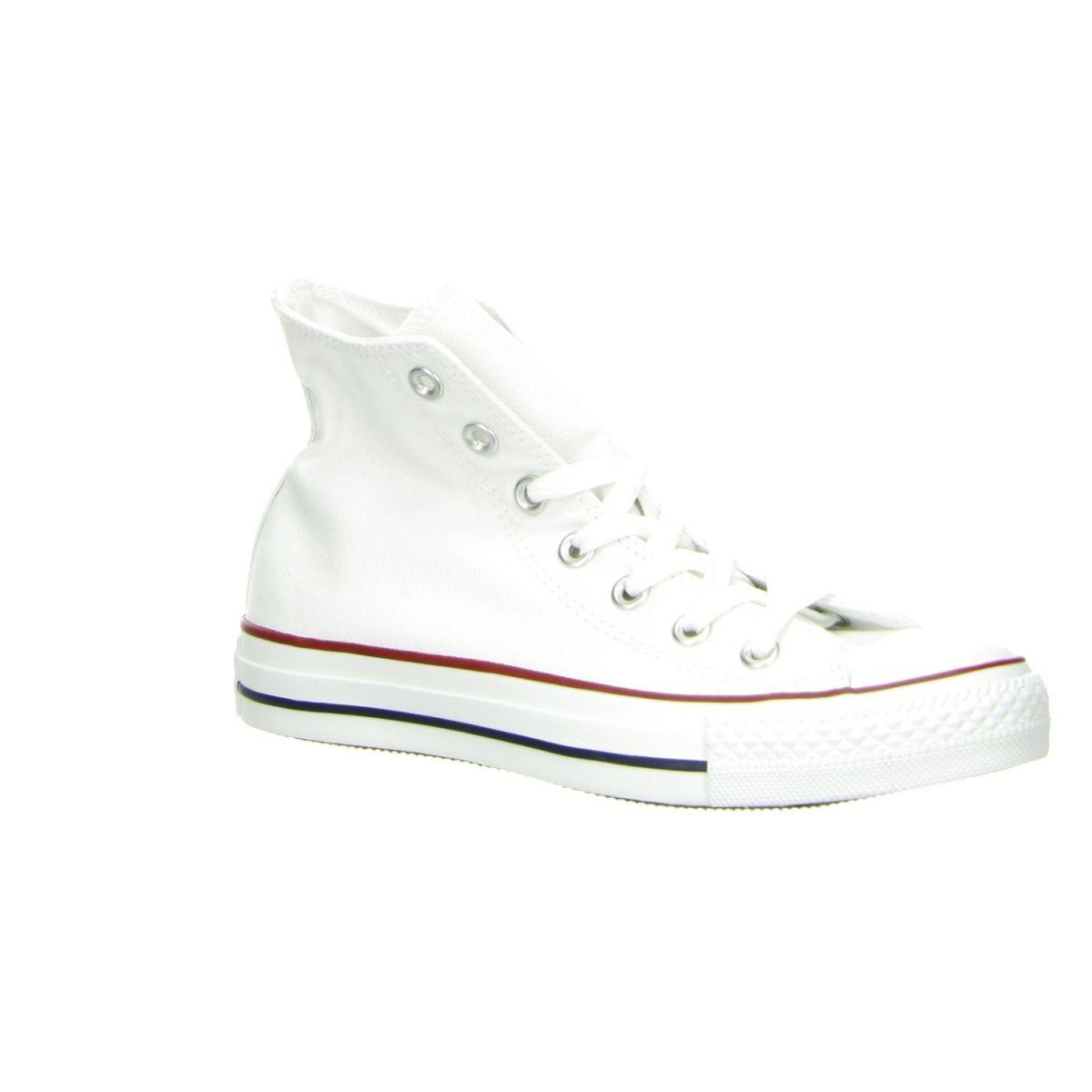 Converse Sneaker High Top Mid Chuck Weiß im Salamander