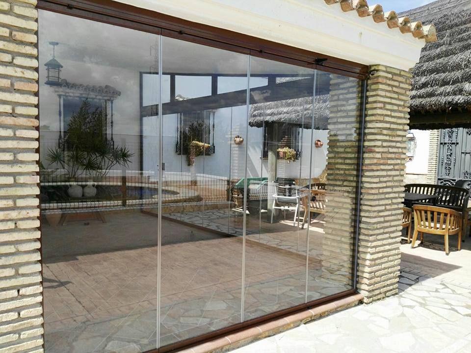 Imagen De Victor Omedas En Cerramiento En 2020 Cortina Cristal