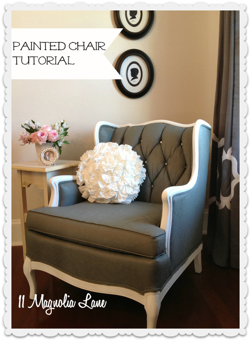 Painting Fabric Chairs On Pinterest