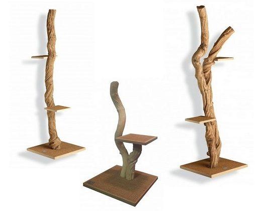 katzenkratzbaum lianenholz kratzb ume pinterest katzen baum und kratzbaum. Black Bedroom Furniture Sets. Home Design Ideas