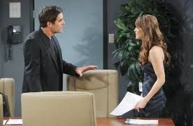 Jordan and Rafe. It's too bad, they couldn't work things out.