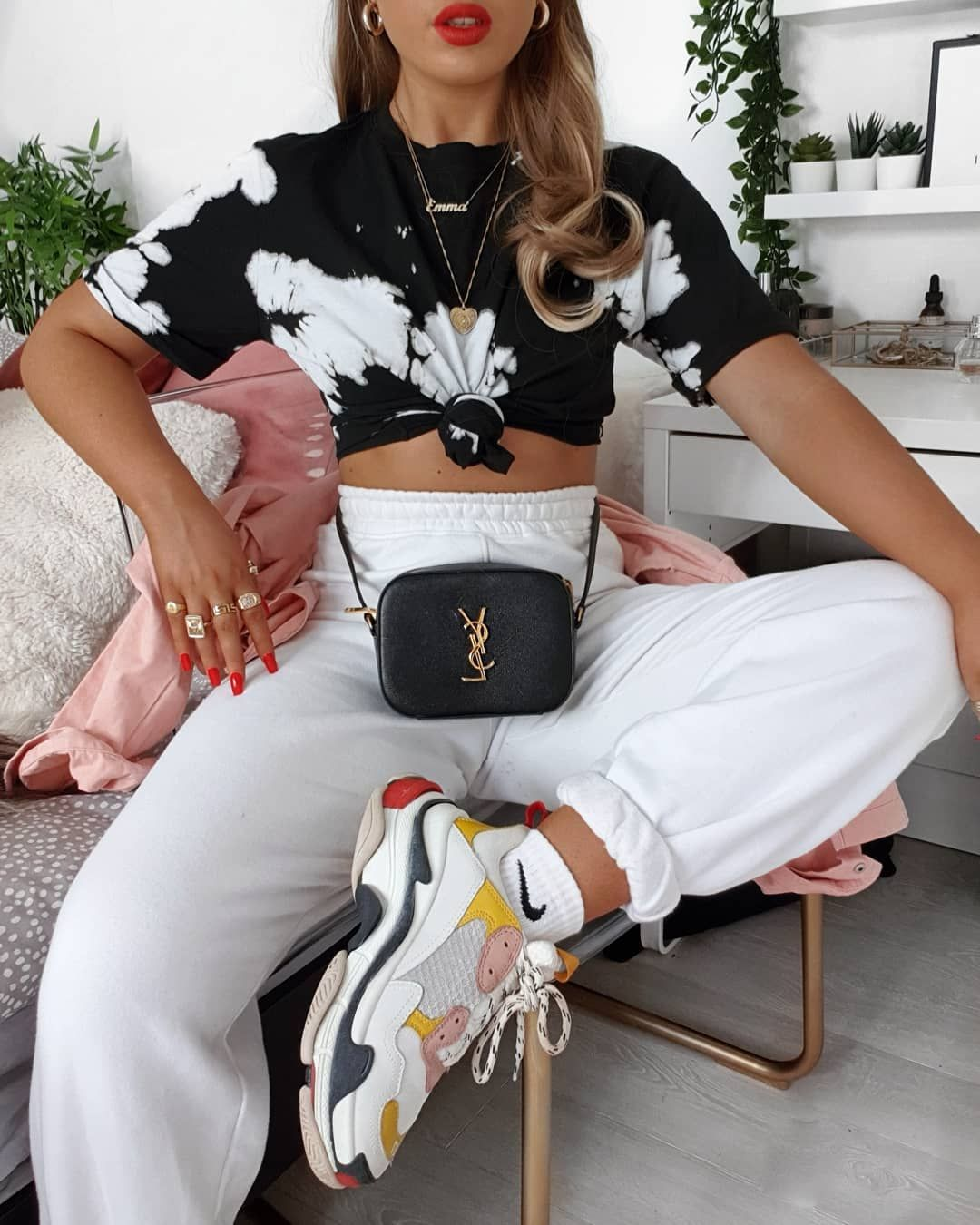 "Photo of Emma Roche on Instagram: ""As close to monotone as I get tbh @fashionnova #fashionnova sp"""