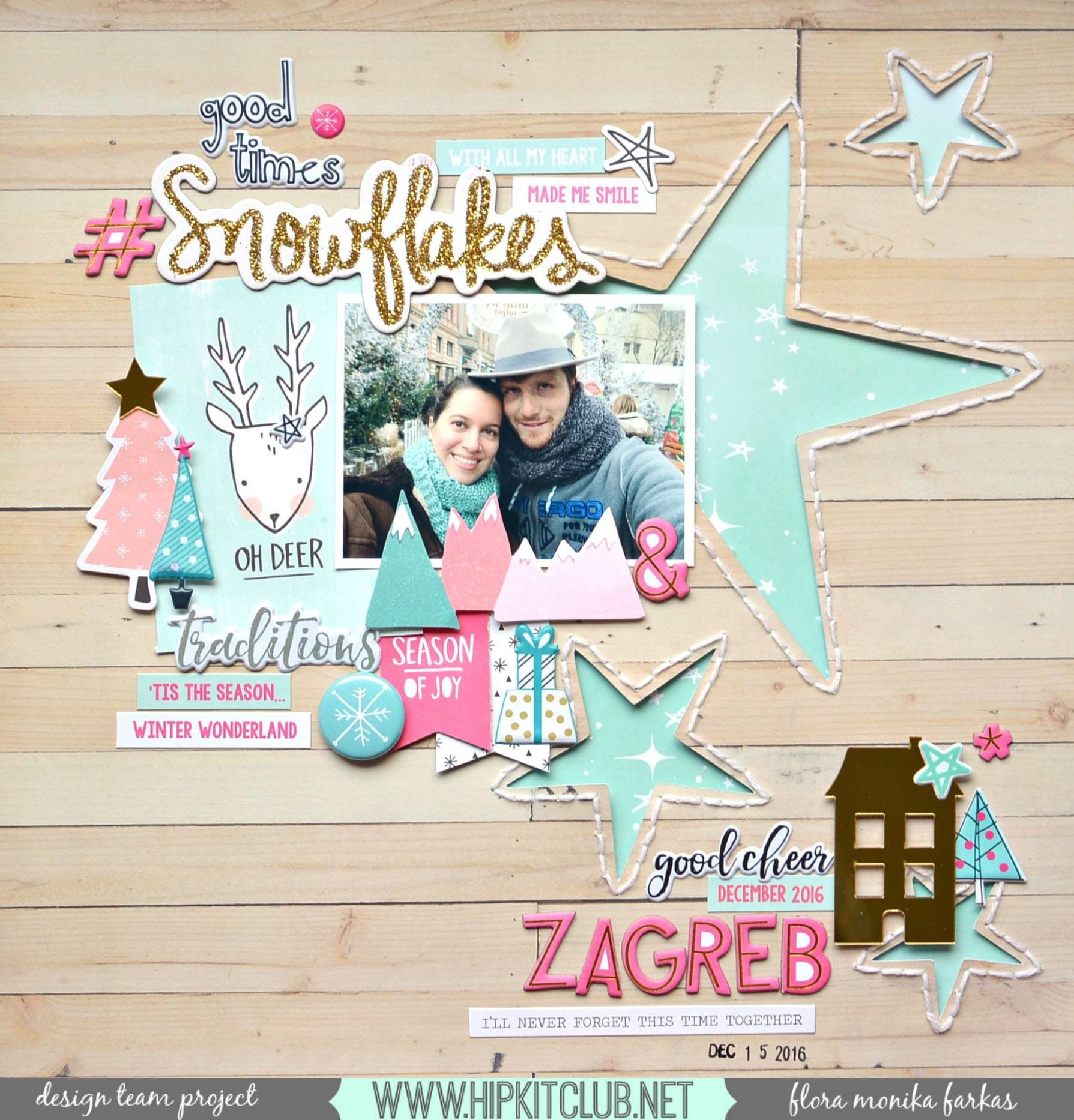 We Will Never Forget Scrapbook Page Kit