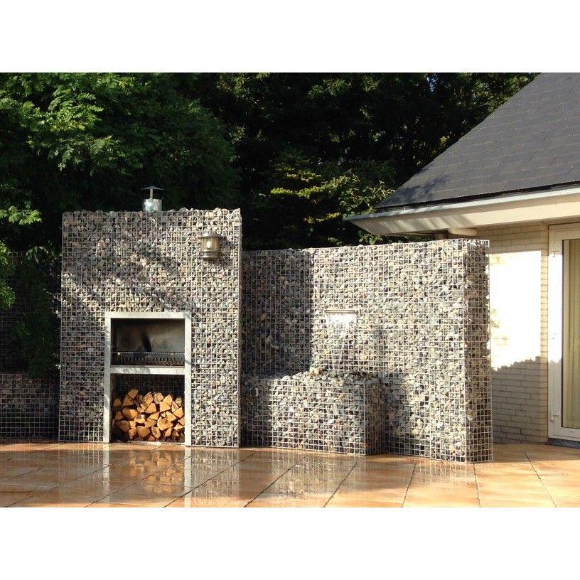Nautic Pro Wasserfall | Garten | Pinterest | Gabionen, Wasserfall ...