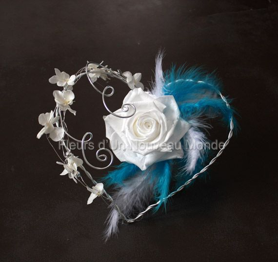 Porte alliance bouquet mariage pinterest porte for Porte alliance original