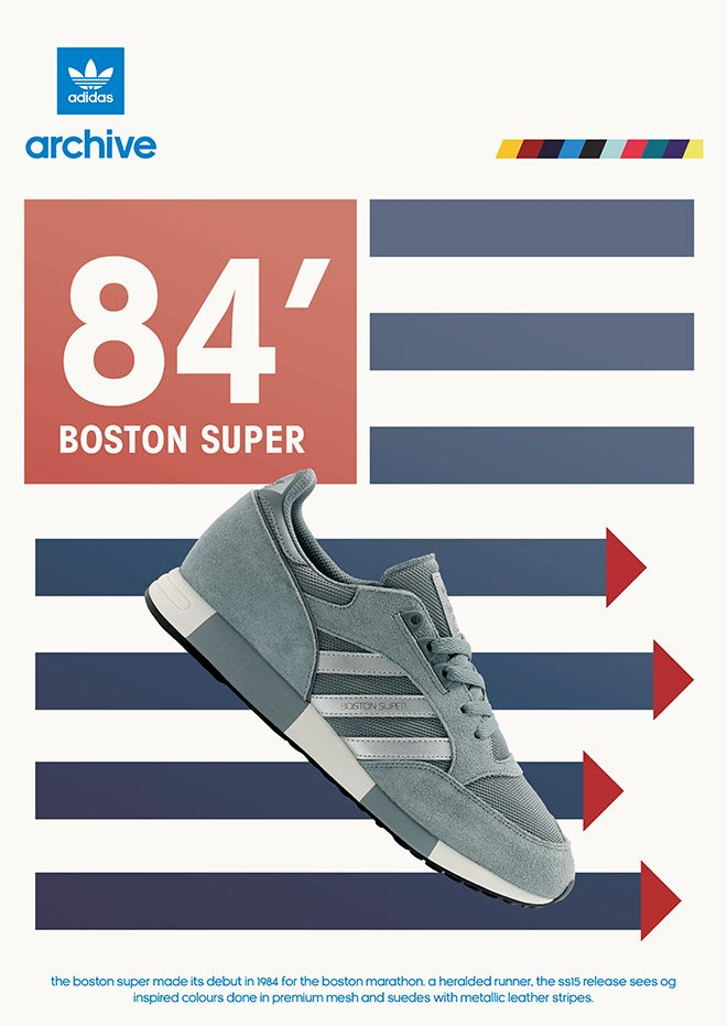 cheap for discount 5e3b8 196cf adidas Originals Archive Boston Super – size Exclusive
