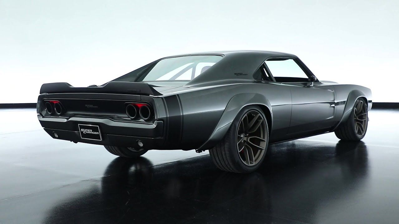Dodge Super Charger Concept Hellephant Hemi Engine Lifted Chevy Trucks Classic Cars