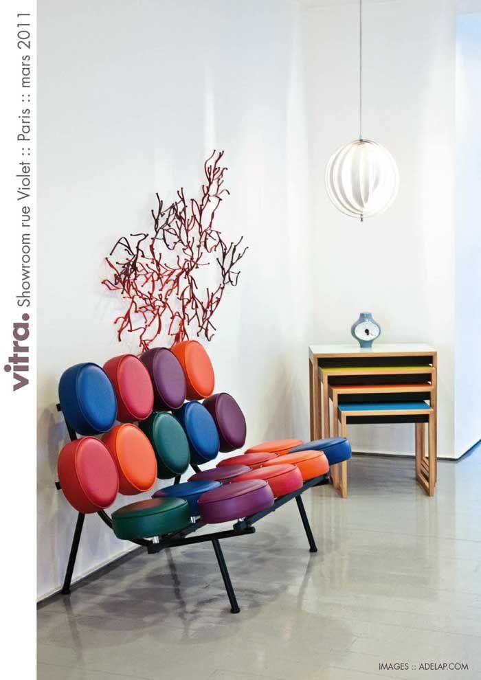 Design Showroom Vitra In Paris