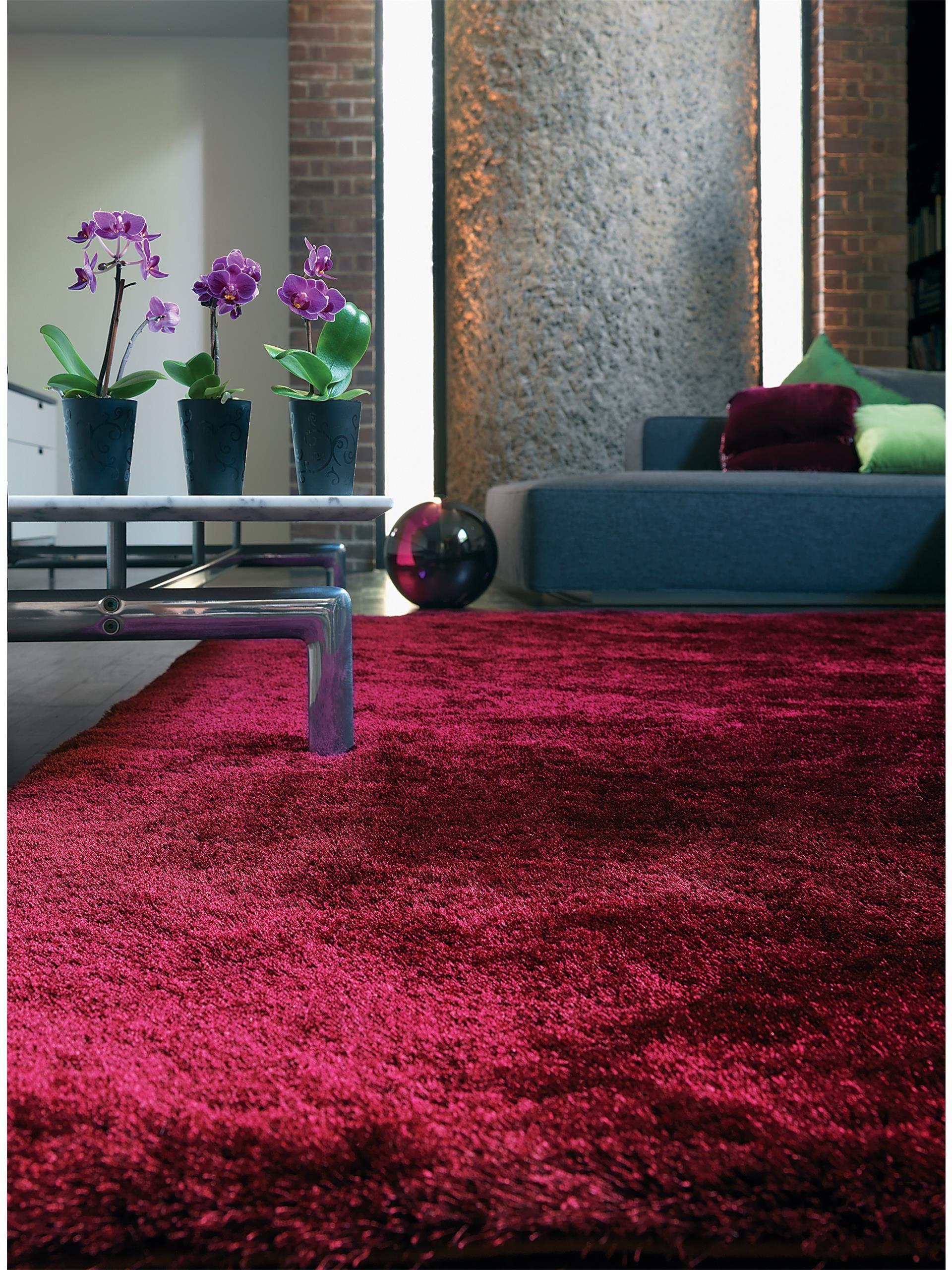 mehr glanz und glamour geht nicht benuta hochflor teppich whisper pink benuta teppich. Black Bedroom Furniture Sets. Home Design Ideas
