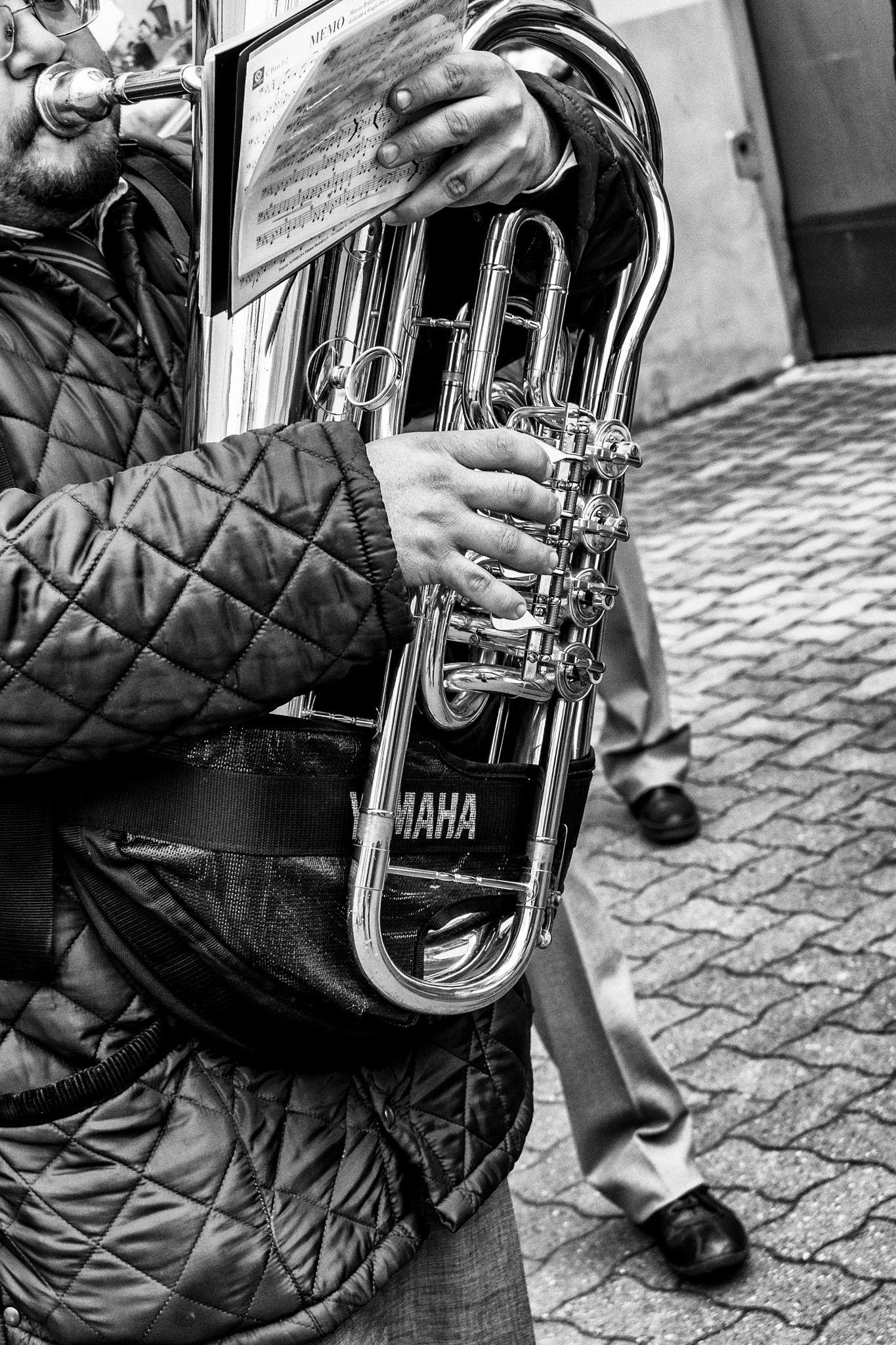 Bassotuba c'è - La Banda Arrigo Boito al Natale di Barabba (Fossano)