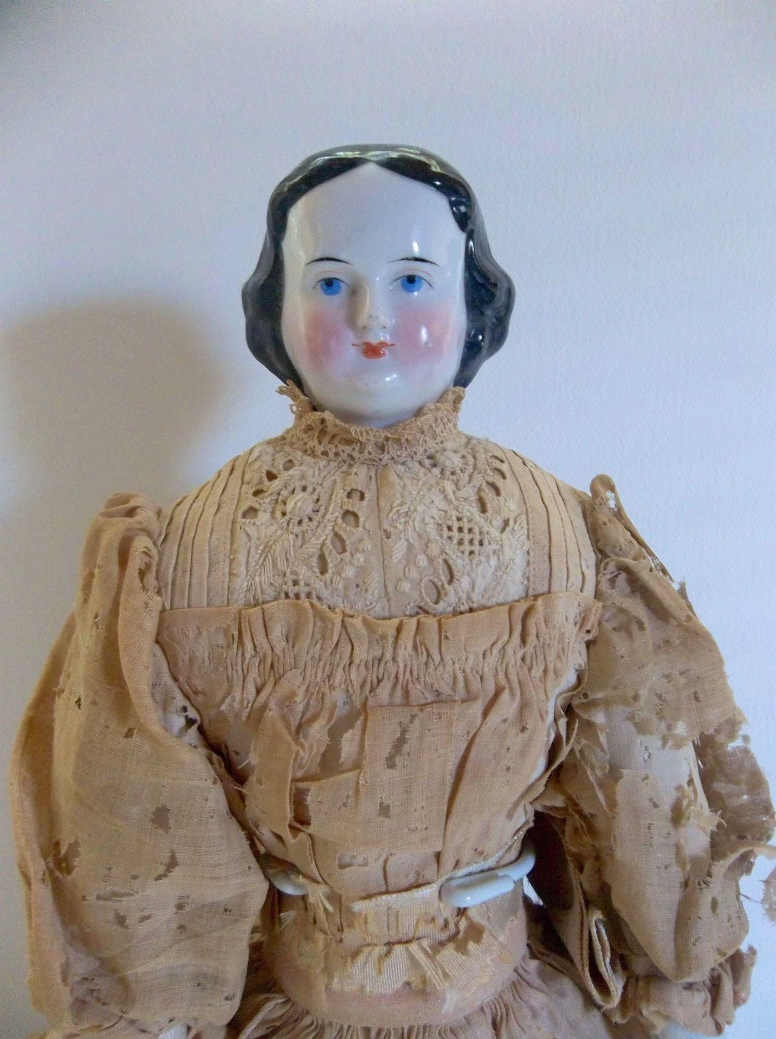 What Is a China Head Doll?