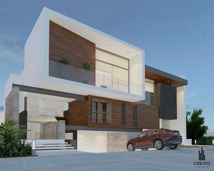 wwwcreatoarquitectos  Arq Postmoderna-Contemporánea - fachadas contemporaneas