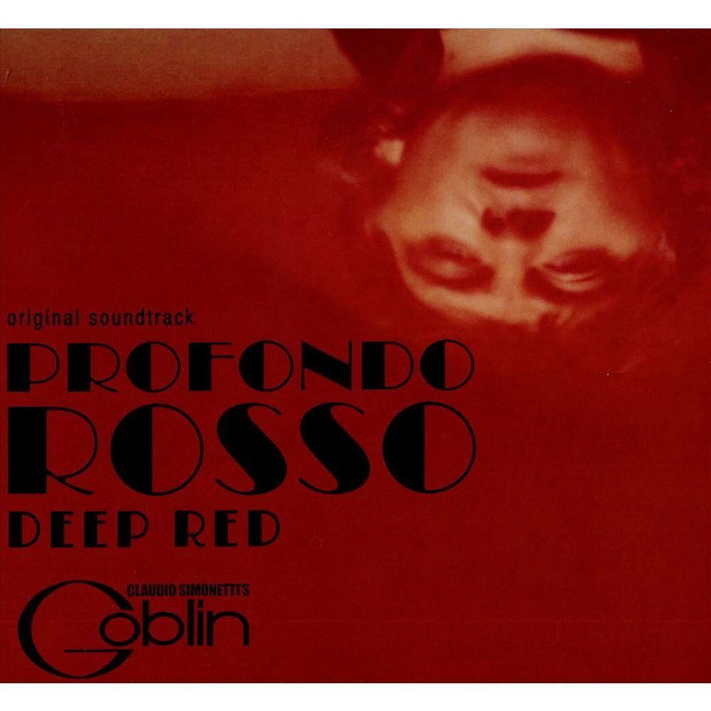 Claudio Goblin Simonetti Deep Red Profondo Rosso O S T Cd Products Soundtrack Lp Vinyl Red