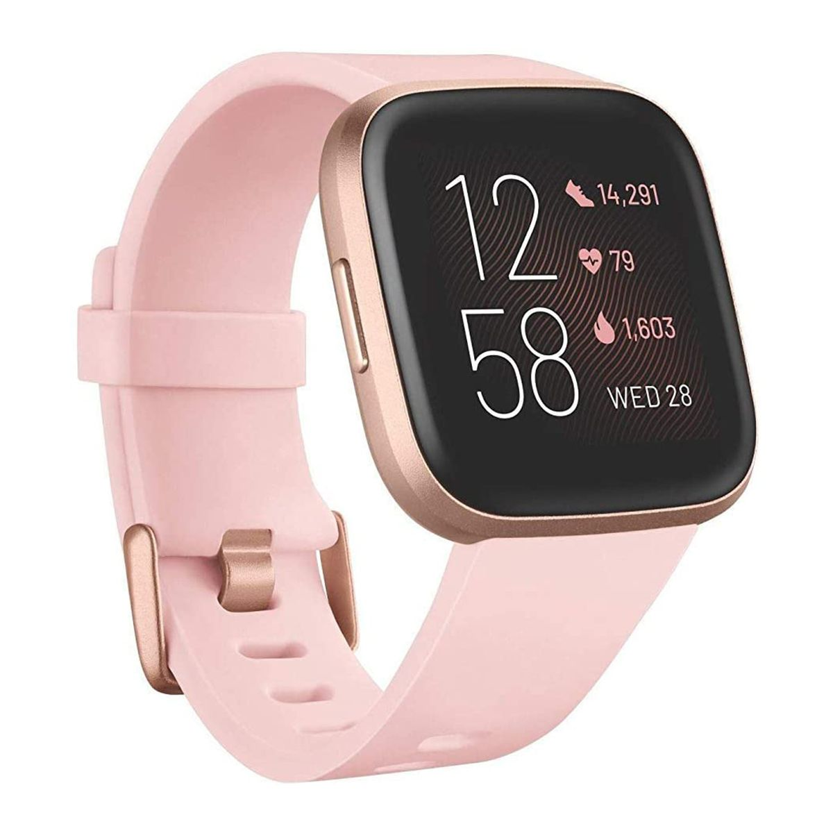 Fitbit versa 2 health and fitness smartwatch smart watch