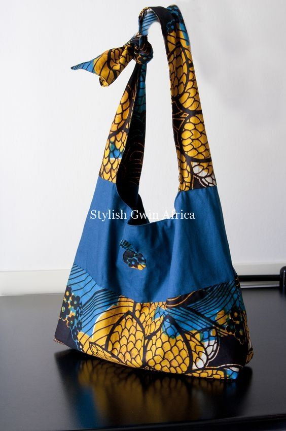 Accessories: Latest African Print Bags Every Woman Needs