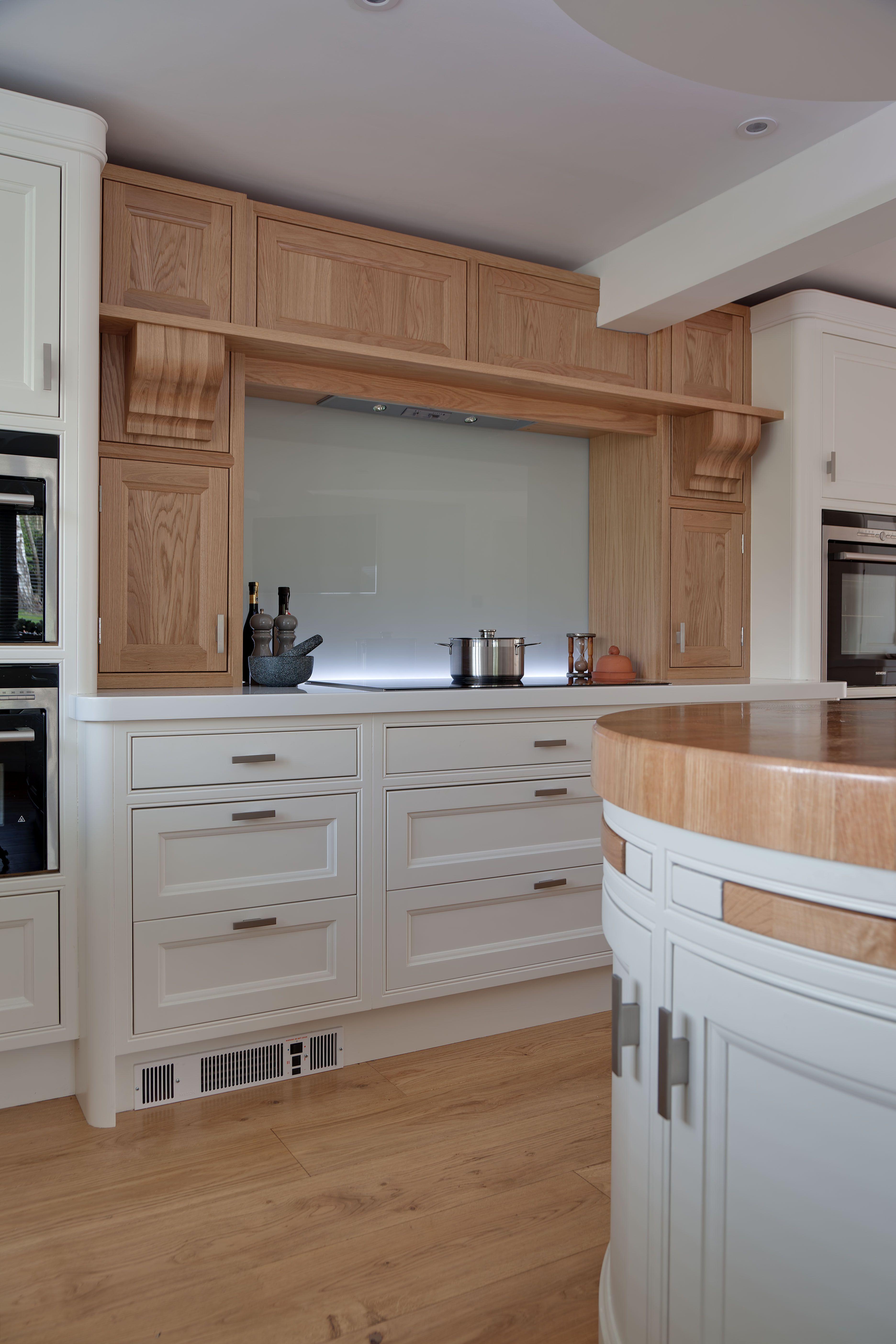 A luxury bespoke handmade kitchen design from biddenden in kent
