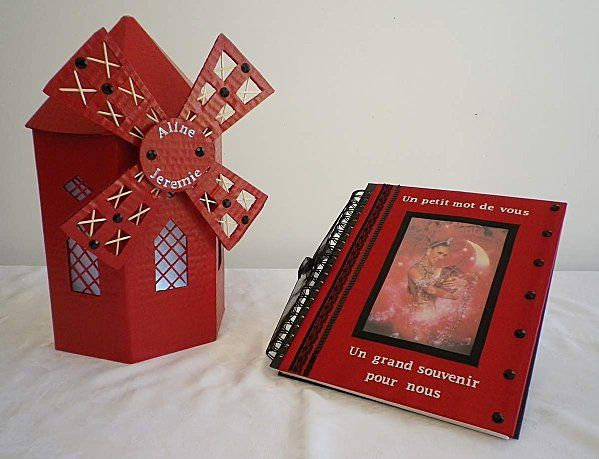 livre dor thme cabaret moulin rouge Moulin Rouge Birthday