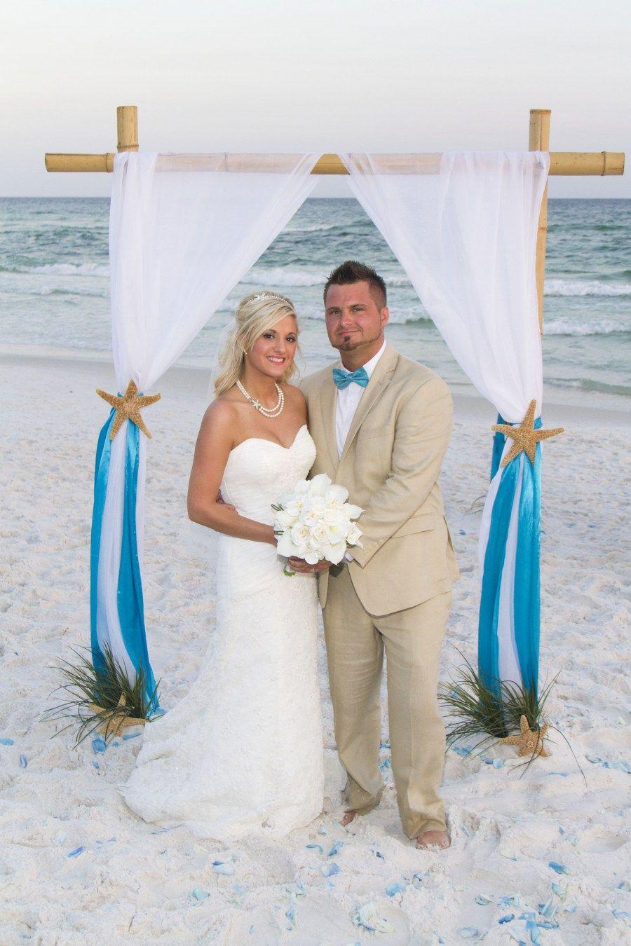 Destin Barefoot Beach Wedding Keywords Beachweddings