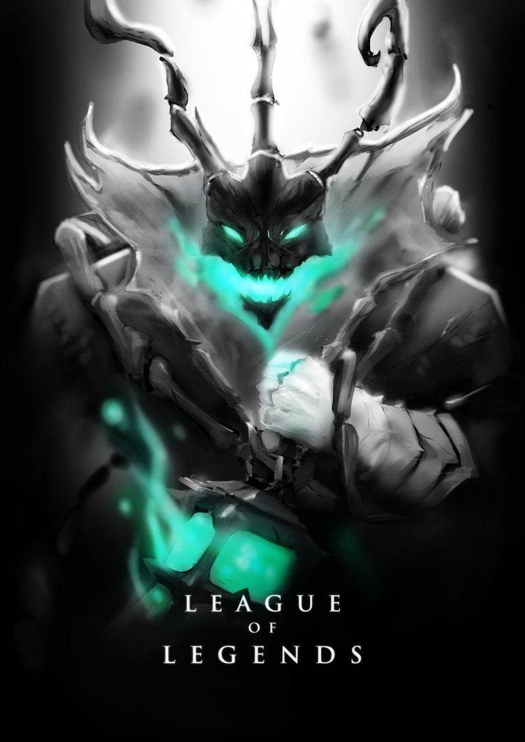 Thresh by wacalac on deviantART League of Legends in