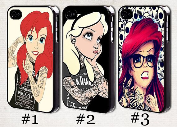cover iphone 5 tatoo