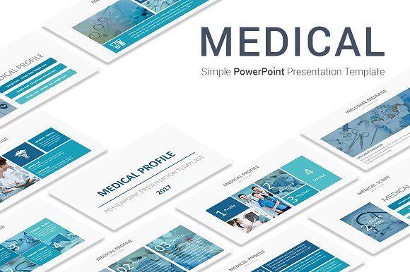 Medical Powerpoint Template By Oceanart On Omairsart