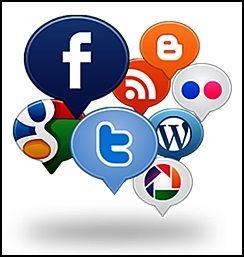 Folha certa : Redes sociais, menos aquecidas
