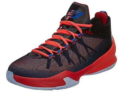 separation shoes 6a96c bb50b Nike Jordan CP3.VIII AE Mens 725173-025 Black Royal Red Basketball Shoes Sz  10