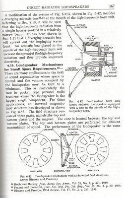 """RCA LC1A - завораживающие 15"""" динамики от Гарри Ольсона, 1947г."""