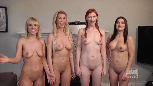 small tit naked girl glasses