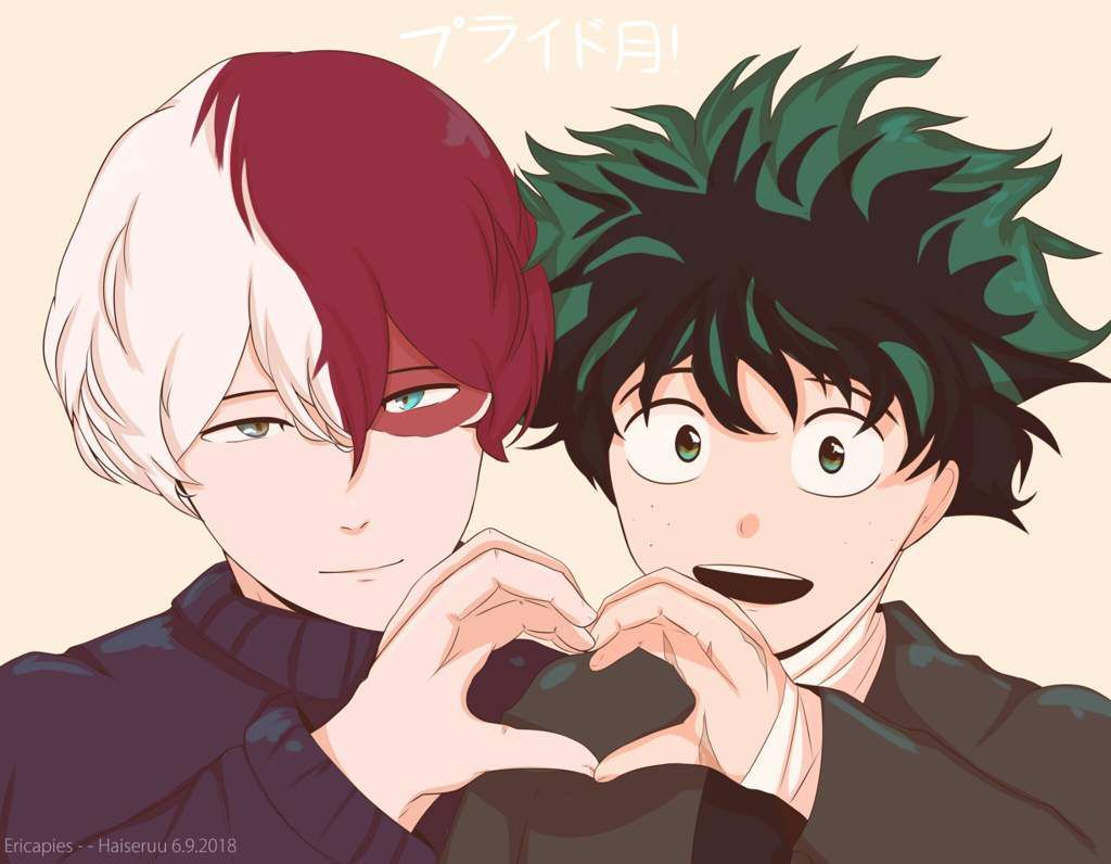 Tododeku And Bakushima Pics Cute Hug My Hero Academia Episodes Hero Wallpaper