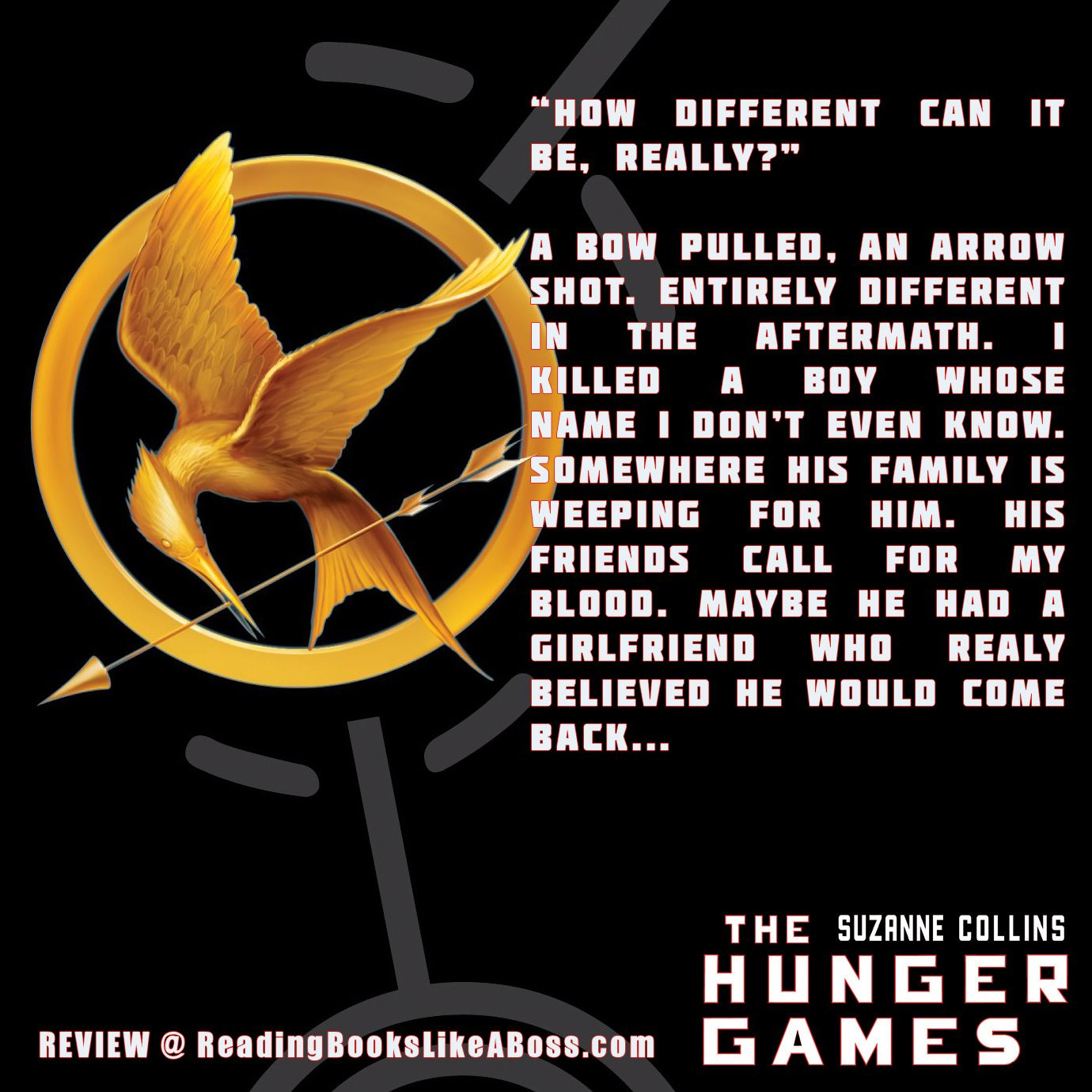 hunger games book summary