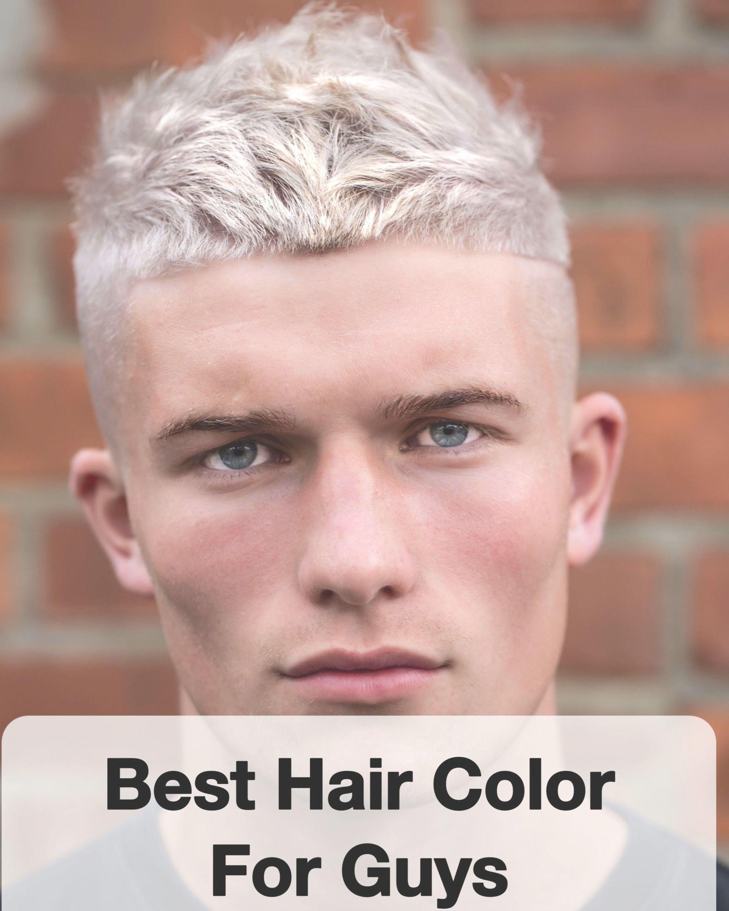 Haircolor Mens Hair Colour Cool Hair Color